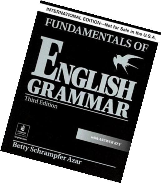 Basic English Grammar Workbook Azar