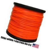 5lb .095 Star Shape Orange String Trimmer Line Fits