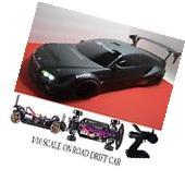 1/10 Scale BMW M3 RTR Custom RC Drift Cars 4WD 2.4Ghz &