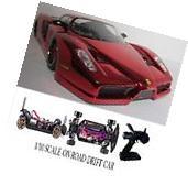 1/10 Scale Ferrari Fxx RTR Custom RC Drift Cars 4WD 2.4Ghz