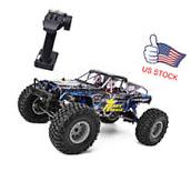 1/10 Scale RGT Racing RR-4 Electric Rc Car 4wd Off Road Rock