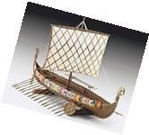 Revell of Germany  1:50 Viking Ship Plastic Model Kit 05403