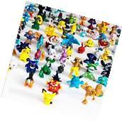 Generic 1 Complete Set Pokemon Action Figures