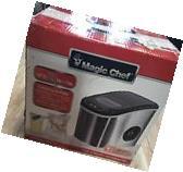 1 New Magic Chef Counter Countertop Ice Maker Portable