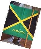 1 JAMAICA JAMAICAN FLAG BANDANA BIKER SKULL HEAD WRAP MENS