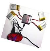 New 4 in 1 Lipo Battery Charger USB Interface for SYMA X5C