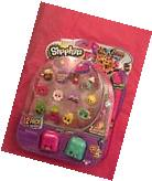 1 SHOPKINS SEASON 5 ~ 12 Pack W/ 2 CHARMS ~ IN STOCK