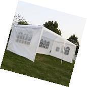 Outdoor 10'x20'Canopy Party Wedding Tent Gazebo Pavilion