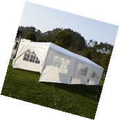 10'x30'Canopy Party Outdoor Wedding Tent Heavy duty Gazebo