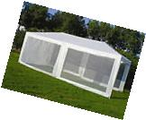 Quictent®10'x20'Screen House Party Wedding tent Canopy