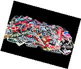 35 RANDOM STICKERS SUPREME BOX LOGO STUSSY OBEY DIAMOND