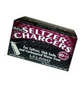 100 Leland  CO2 soda chargers - 8g C02 seltzer water