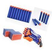 100 New 7.2 cm Refill Bullet Darts Nerf N-Strike Blaster