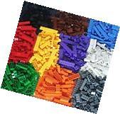1 Lego Pieces and 1000 + generic Building Bricks Pieces