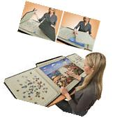 Bits And Pieces 1000 Piece Puzzle Caddy-Porta-Puzzle Jigsaw