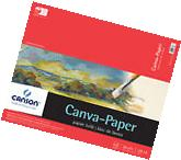 """CANSON 100510843 FOUNDATION SERIES CANVA-PAPER C 16"""" X"""