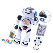 1018A Infrared RC Robot Intelligent Sing Dance Read Story