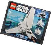 LEGO 10212 Star Wars Imperial Shuttle - New & Sealed -