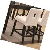 Coaster 103619WHT - Newbridge Counter Height Stool With