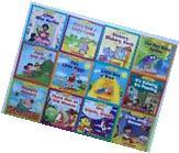 New 12 Learn to Read Phonics Nursery Rhyme Books