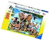 Ravensburger 13075 African Friends 300 Piece Puzzle - New,