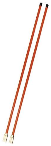 Buyers Products 1308115 Orange Sight Rod for Snow Plows