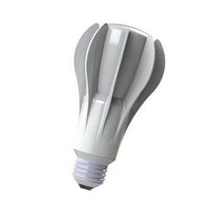 GE Lighting 13909 A-Line Medium Base LED Light Bulb, 16