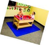 School Specialty 1396182 Protective Sand and Water Floor Mat