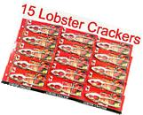 15 Stainless Steel Nut and Lobster Shell Cracker Crab
