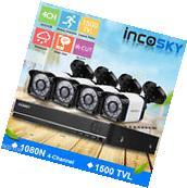 8CH Channel HDMI 1080N DVR CCTV Surveillance Camera Recorder