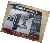 Porter Cable 20-Volt 16-Gauge Li-Ion Cordless Straight
