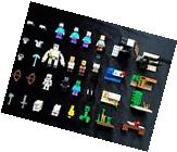 16 generic minifigures building blocks lot + 5 Lego