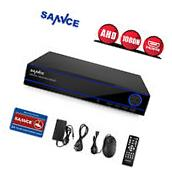 SANNCE 16CH HD 1080N H.264 Home Video Record DVR for