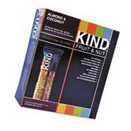 Kind LLC 17828 Fruit and Nut Bar  Almond/Coconut  1.4 oz  12