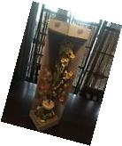 """18"""" Easter Tree Decoration NIB with Ornaments #1"""
