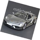 Bburago 18-21076 Porsche 918 Spyder 1:24 Diecast Model Car