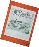 1914 LIONEL ELECTRIC TRAINS CATALOG - Wm Vagell  PREWAR