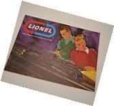 1966 Lionel Toy Trains Catalog Raceways Phonographs Science