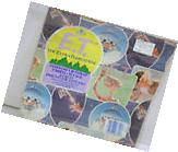 1982 Vintage GIFT WRAP Paper ET Extra Terrestrial by