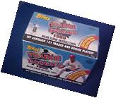 1999 Topps Traded Box set Baseball Card factory sealed with