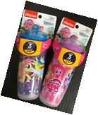 PLAYTEX - MY LITTLE PONY - SIPSTER CUPS - STAGE 3 - 12M+ -
