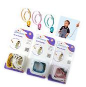 2 Baby Child Anti Lost Safety Wrist Link Toddler Harness