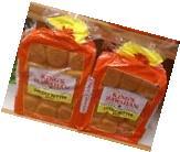 2 Packs - 12 Count Kings Hawaiian Savory Butter Rolls Always