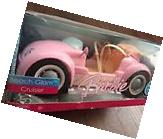 NEW 2006 Mattel Barbie Doll Beach Glam Cruiser Pink