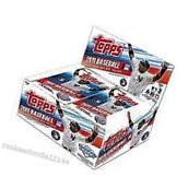 2011 Topps Baseball Series 1 Factory Sealed Box, Retail 24 Packs/11 cards