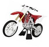 2012 Honda CRF450R Dirtbike - New Ray 49383 - 1/6 Scale