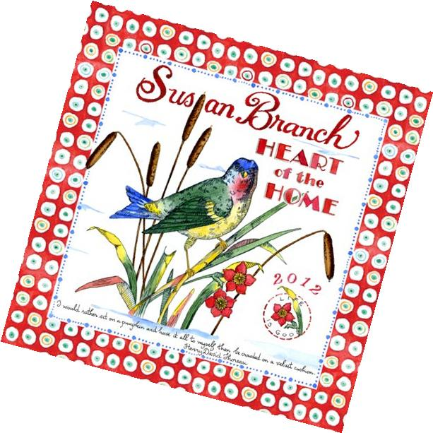 2012 Susan Branch Heart of the Home Wall Calendar