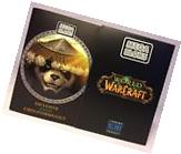 2012 WORLD OF WARCRAFT Mega Blocks Exclusive Blizzard Jade