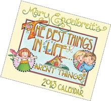 2013 Mary Engelbreit Day-to-Day Calendar: The Best Things in