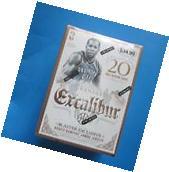 2014/15 Panini Excalibur Basketball Blaster Box